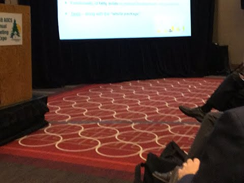 AOCS Annual Meeting - HEALTHY OILS: THE NEW FUNCTIONAL INGREDIENT