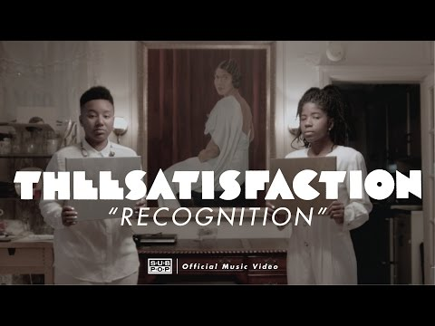 THEESatisfaction share video for 'Recognition'