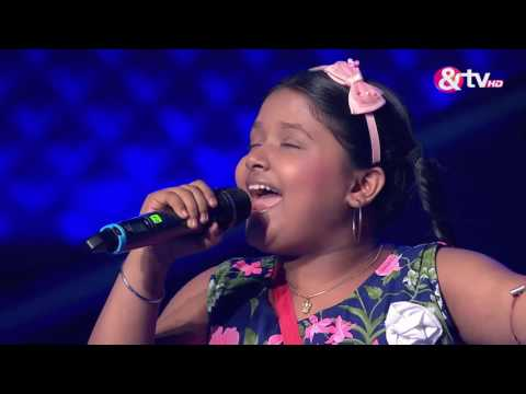 Video Riya Biswas - Blind Audition - Episode 1 - July 23, 2016 - The Voice India Kids download in MP3, 3GP, MP4, WEBM, AVI, FLV January 2017