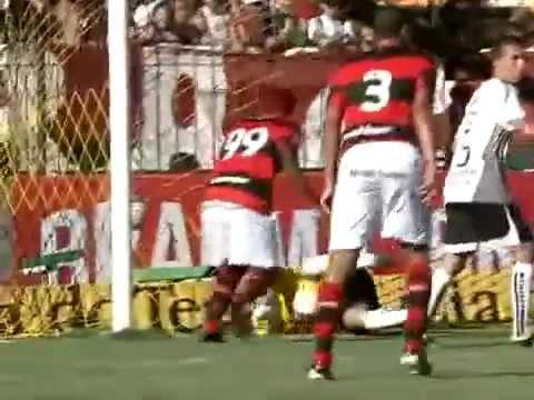 Carioca 2012 - Resende 1x3 Flamengo