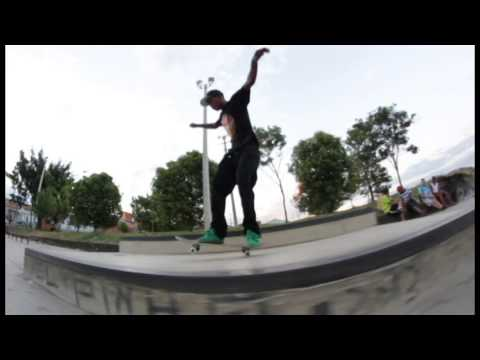 Jupiá skatepark Session