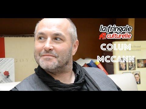 Vid�o de Colum McCann