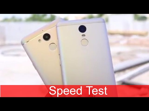 Redmi Note 3 vs Coolpad Note 5 Speed Test