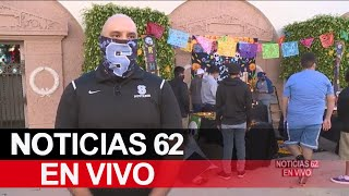 Hispanos celebran el día de los muertos diferente – Noticias 62 - Thumbnail