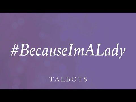 Because I'm a Lady (видео)