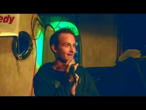 Eric Myers at EJs Landing arranged by Kaliedoscope Comedy