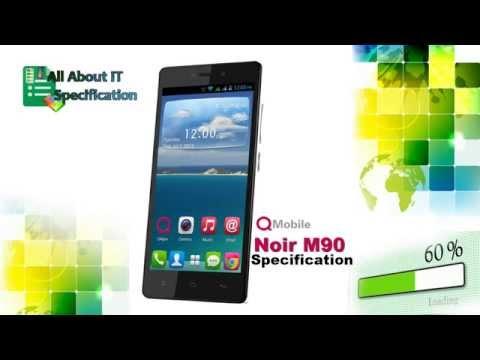 Q Mobile Noir M90 Video , Specs, Review, Image, Photo, Features,