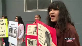 Protesta de inquilinos y activistas en el centro de Los Ángeles. -  Noticias 62. - Thumbnail