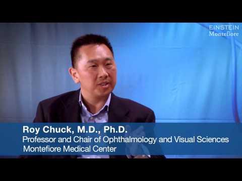 Hornhautschädigung - Dr. Roy Chuck (Auszug)