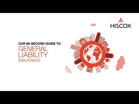 What is General Liability Insurance? A 60-Second Guide