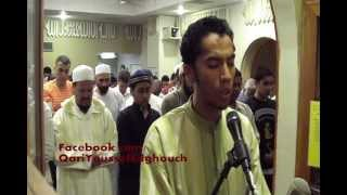 USA Taraweeh 2012 (Night 4, Al-Imraan) Qari Youssef Edghouch