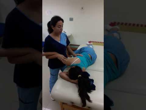 Ejercicio de debito inspiratorio controlado (EDIC) - Fisioterapia Unacar (видео)