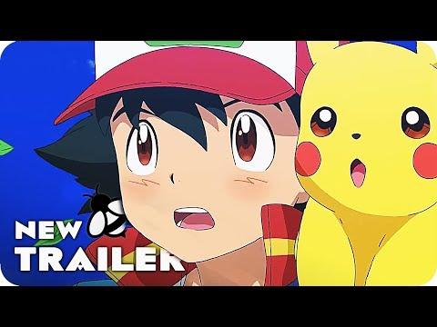 Pokemon 2018 Trailer - New Pokemon Movie - Thời lượng: 0:44.