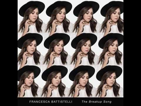Francesca Battistelli - The Break-Up Song (Official Lyric Video)
