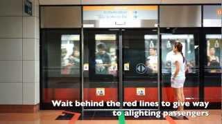 Video How to Take Singapore MRT MP3, 3GP, MP4, WEBM, AVI, FLV September 2018