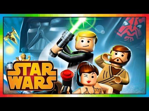 Lego Guerre stellari - ITALIANO - La Saga Completa - Lego Star Wars - complete Story (only movies)