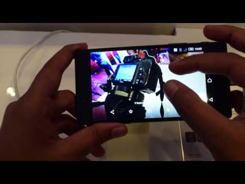 Sony Xperia Z5 Dual India Hands-on And first impression