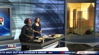 Dinner Deja Vu Makes its Debut on GOOD DAY Atlanta!