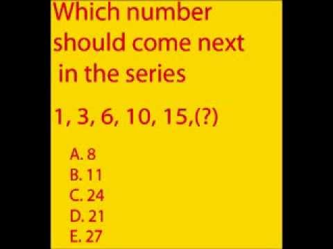 how to answer iq exams