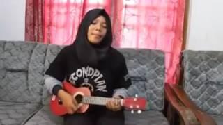 Deddy Dores ~ Cintaku Tak Terbatas Waktu Cover Pengamen Cantik Berhijab