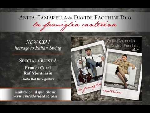 Anita Camarella & Davide Facchini - La Famiglia Canterina (Album Teaser)