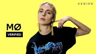 "Video MØ ""When I Was Young"" Official Lyrics & Meaning 
