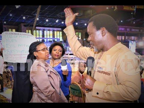 SCOAN 07/04/19: (Part 1/2) Deliverance & Healing with Prophet TB Joshua | Live Sunday Service