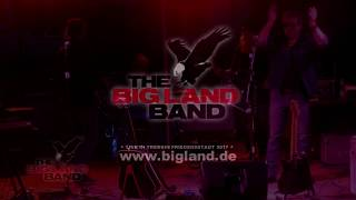 THE BIG LAND BAND »Honky Tonk Women« (Live in Trebbin)