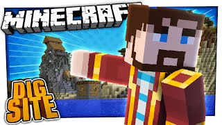 WE'RE GOING ON AN ADVENTURE | Minecraft Dig Site #4