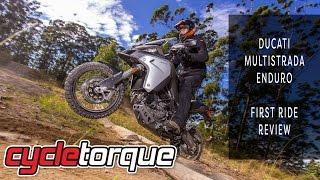 9. Ducati Multistrada 1200 Enduro Review and Full Test