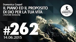 Domenica Gospel @ Milano | Il Piano ed il Progetto di Dio per la tua vita - Past Roselen | 14.06.201