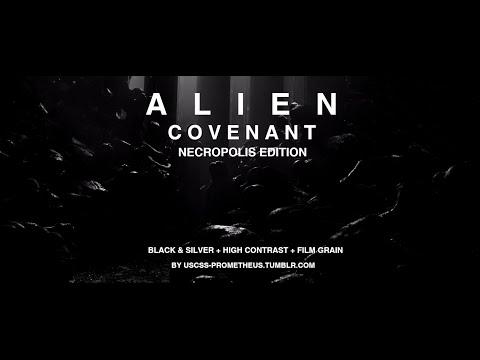ALIEN: Covenant - The Necropolis Edition (Trailer)