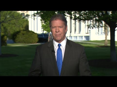 CBS Chief White House Correspondent Major Garrett Says Every Day Is 'Surprising'
