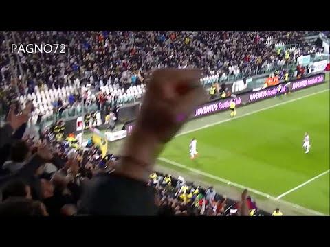 juventus - fiorentina 3-2: il gran gol di tevez ripreso dalla curva