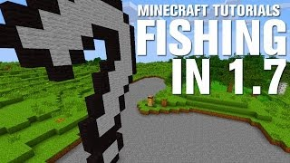 Minecraft 1.7 brings some new changes to the world of fishing! Check out this Minecraft gameplay tutorial to find out what's been added!To see more Minecraft crafting tutorials, check out this playlist - http://www.youtube.com/watch?v=CemaY8B7f1E&feature=list_related&playnext=1&list=SP8536284F94ECF7D7To see more Minecraft Tutorials from HowcastGaming, subscribe! - http://www.youtube.com/subscription_center?add_user=howcastgaming