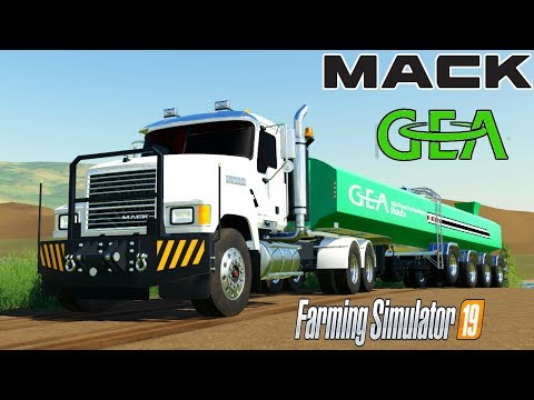 Mack Pinnacle v1.1.0.0