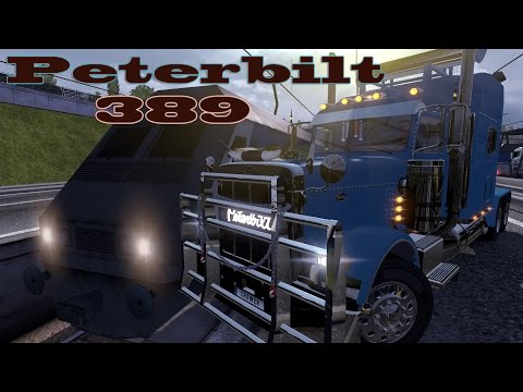 Modified Peterbilt 389 v2.0