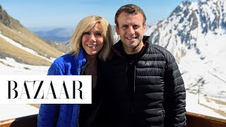 Video The Story Behind French President-elect Emmanuel Macron And Brigitte Trogneux's 10 Year Marriage MP3, 3GP, MP4, WEBM, AVI, FLV Mei 2017