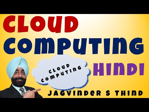 Computing - Cloud Computing Tutorial for Beginners Video by Jagvinder Thind explains What is Cloud Computing in Hindi. Cloud computing Concept is the delivery of service...