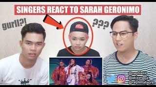 Video Sarah Geronimo - Tala The 2nd ASEAN Japan Music Festival [SINGERS REACT] MP3, 3GP, MP4, WEBM, AVI, FLV Maret 2019