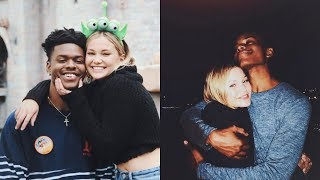 Video Olivia Holt and Aubrey Joseph Funny/Cute Moments (Cloak and Dagger) download in MP3, 3GP, MP4, WEBM, AVI, FLV January 2017