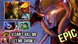 Video How To Counter Fed Bristleback Epic Scepter LC 1k+ Damage Duel Crazy Fun Gameplay 7.20 Dota 2 MP3, 3GP, MP4, WEBM, AVI, FLV Januari 2019