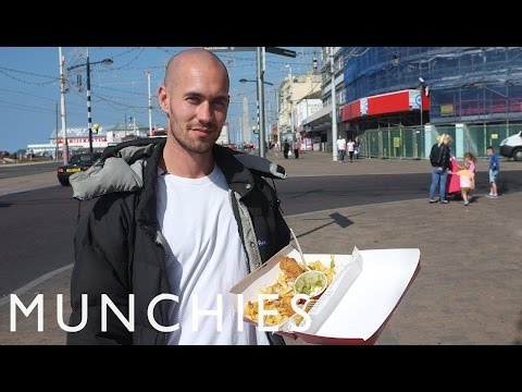 North - Subscribe to Munchies here: http://bit.ly/Subscribe-to-MUNCHIES Ben visits the so-called