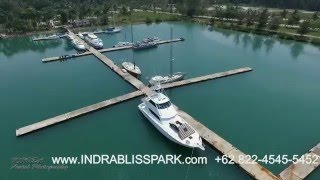 Batam Island Indonesia  city photo : Batam Island Indonesia by Drone (2016)
