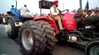 tractor tochan,Arjun 605 vs farmtrac, tractor tochan 2017, new,awosome tractor mukabala