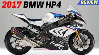 10. AMAZING! 2017 BMW HP4 RACE with 215 Horsepower (13900 rpm)