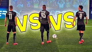 Video BALOTELLI vs. REUS vs. FABREGAS - evoPOWER CHALLENGE - Part 1/2 MP3, 3GP, MP4, WEBM, AVI, FLV Juli 2018