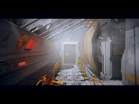 Секция двигателя Космического корабля
