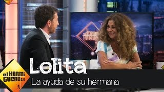 """Lolita: """"La gente no se acuerda cuando mi hermana me tenía que mantener porque no tenía trabajo"""" Video"""