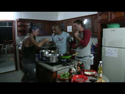 Wideo Sam�S VIP Hostel San Gil